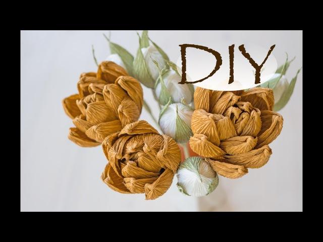 Артишок или суккулент ? DIY Tsvoric Artichoke or succulent?