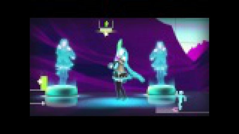 Ievan Polkka - Just Dance 2016 - Full Gameplay 5 Stars KINECT (Japones Games)