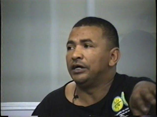 II Convenção de Árbitros de Capoeira. Diadema. São Paulo - SP. Brasil. 358.4 MB. 28abr a 01mai01, 1C