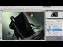 Photoshop Фотошоп. Создаём коллаж «Хранитель сокровищ». Часть №2. Елена Минакова
