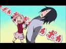 【UCHIHA】Sasuke, Sakura Sarada 『Poka Poka』
