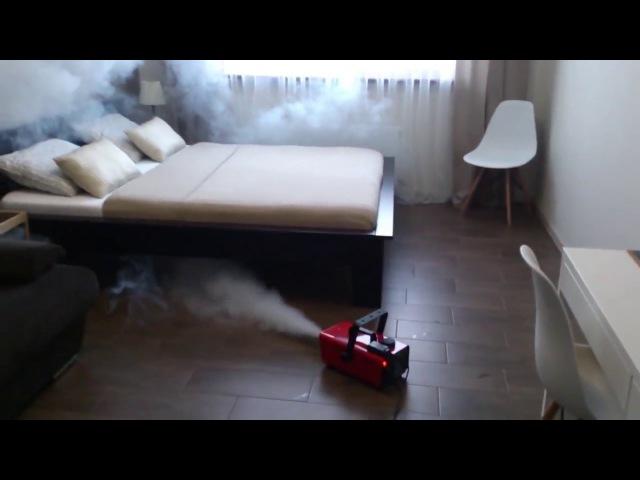 Сухой туман от запахов и вирусов