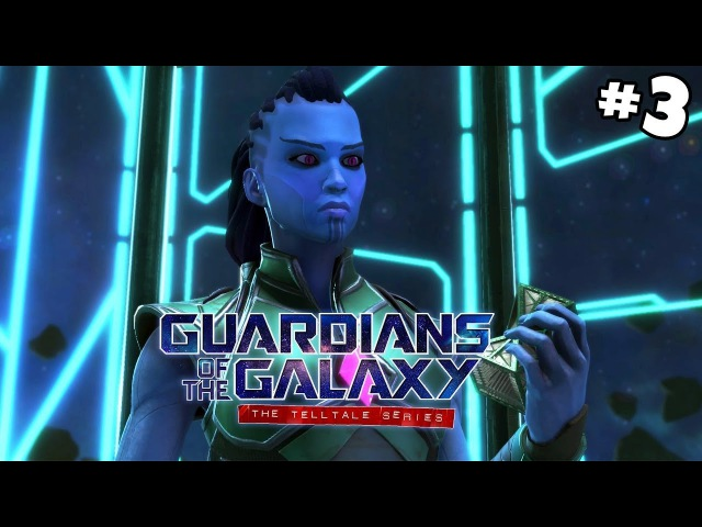 Guardians of the Galaxy : The Telltale Series Episode 3 Part 3 Kree Uses Forge To Reanimate the Dead