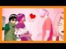 Как Сакура и Рок Ли влюбились Фанфик в реальной жизни 5