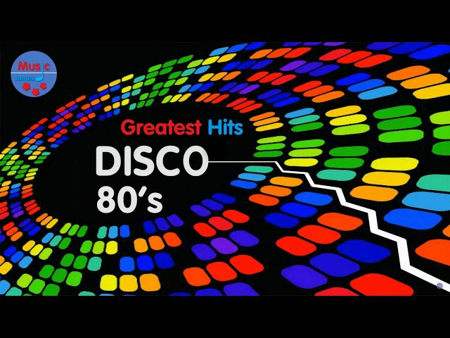Greatest Disco Hits of The 80's - Classic 80s Dance Music