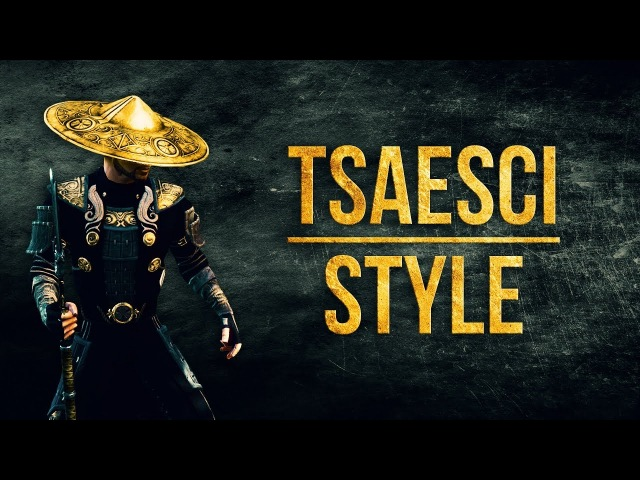 ESO Tsaesci Motif - Preview of the Tsaesci Style in The Elder Scrolls Online
