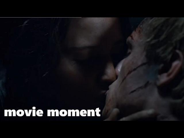 Голодные игры (2012) - Поцелуй (1112) | movie moment