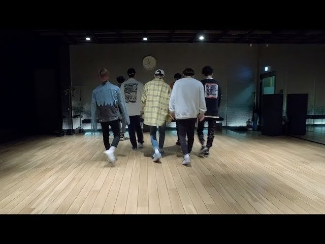 IKON '고무줄다리기 RUBBER BAND ' DANCE PRACTICE VIDEO MOVING VER