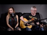 Love is a Battlefield (Pat Benatar acoustic cover) - Kim &amp Dave 80