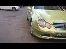 Мерседес/Mercedes на лето до 350 т.р. Лиса Рулит. - видео с YouTube-канала Лиса Рулит
