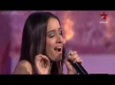 Shraddha Kapoor First Singing Performance - Star Box Office India 2014 HD