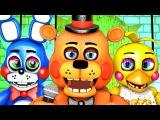 Five Nights at Freddy's Song (FNAF 2 SFM 4K Toys)(Ocular Remix)