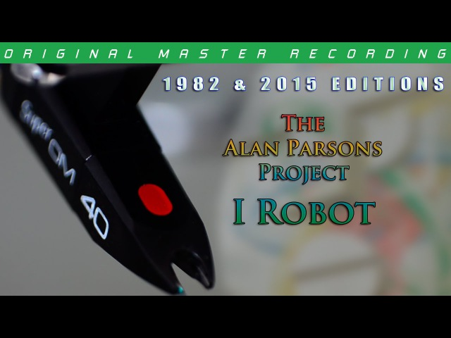 The Alan Parsons Project - I Robot - MFSL (Regular new editions) - Vinyl