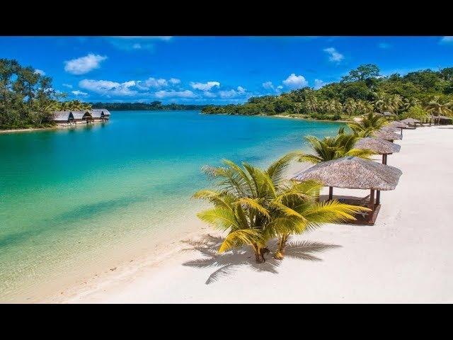 Ванауту / Тихий океан /Красивые острова, красивая музыка