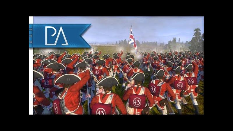 INTENSE U.S. LINE BATTLE - Regiments of American Revolution Mod Gameplay