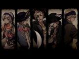 Hetalia AMV - Pirates of Hetalia (Light 'Em Up - Fall Out Boy)