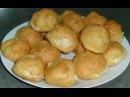 Французские заварные булочки Гужеры с начинкой рецепт от Inga Avak