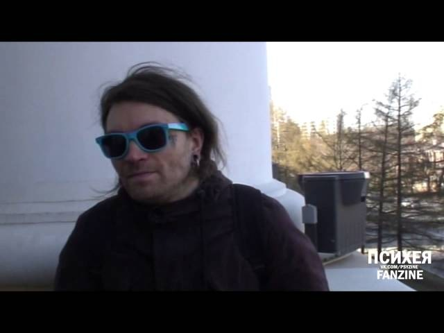 Интервью с Дмитрием Порубовым (Психея), Музей Эрарта, 18.04.2014