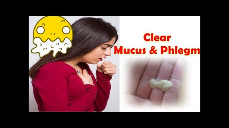 How To Get Rid Of Phlegm: 4 Home Remedies To Instantly Clear Away Excess Mucus