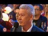 Сергей Собянин в Comedy Club (06.09.2013) из сериала Камеди Клаб смотреть бесплатно видео о...
