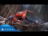 Marvel's Spider-Man   E3 2018 Trailer   PS4 Pro