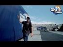 Travis Pastrana Gives a Ramp Tour at Nitro World Games 2017