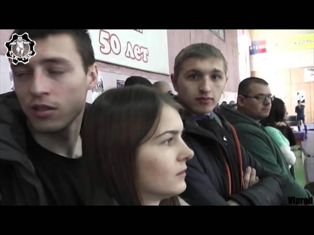 поход S.S.R.CREW на турнир по боевому самбо 16.11.15 г. Барнаул