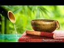 Bamboo Water Fountain Tibetan Bowls | White Noise for Sleep, Studying, Meditation, Yoga | 10 Hours