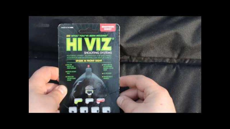 HIVIZ SPARK III оптиковолоконная мушка