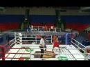Чемпионат России по боксу 2017: Али Измайлов (Ингушетия\Чечня) - Агеев Артем (Москва)
