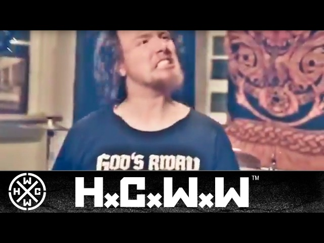 GODS AWAY ON BUSINESS - DEATH TO THE EMPEROR - HARDCORE WORLDWIDE (OFFICIAL VERSION HCWW)