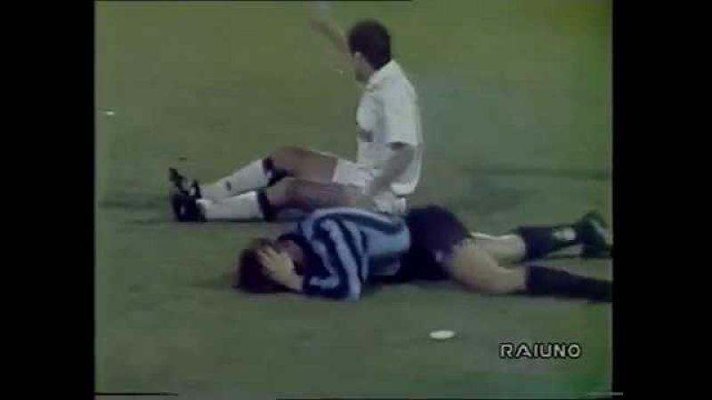 UEFA Cup 1993/1994 - Rapid Bucuresti vs. Inter (0:2)