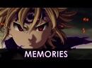 「AMV」Anime Mix- Memories