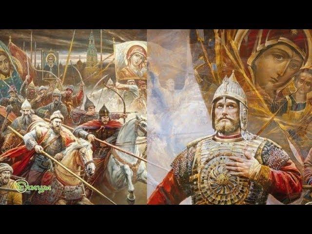 Взбранной Воеводе победительная Кондак Пресвятой Богородице