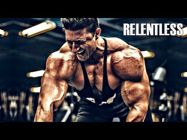 Sadik Hadzovic Motivation- RELENTLESS (Classic Physique)