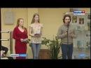 Видеорепортаж открытия персональной выставки Моя Карелия посвященной творчеству Илмари Сааринена