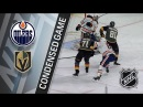 Edmonton Oilers vs Vegas Golden Knights – Feb. 15, 2018 | Game Highlights | NHL 2017/18. Обзор