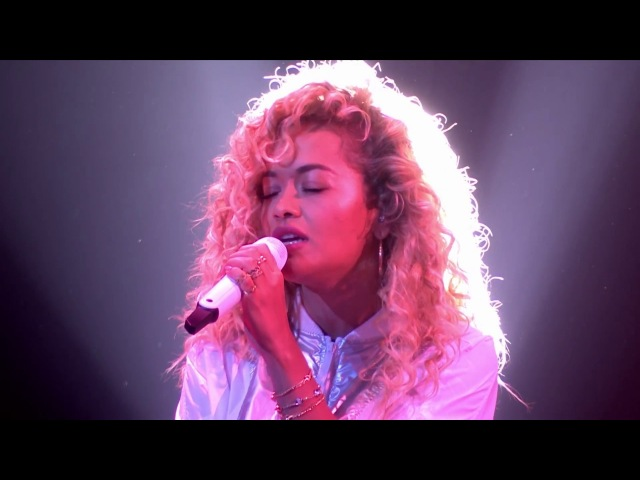 Rita Ora Your Song Anywhere For You feat Liam Payne Live at the BRITs 2018