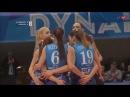 Динамо Москва - Ленинградка Суперлига 2017/18. Женщины