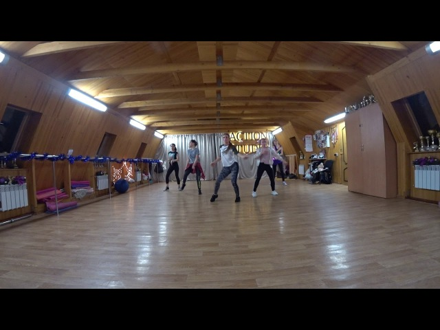 Me and my girls / jazz funk choreography