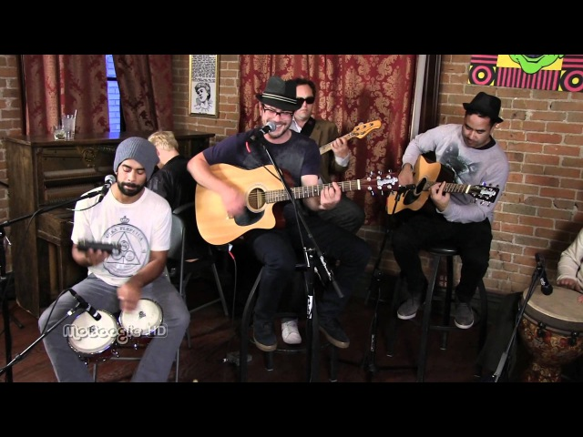 THE BLACK SEEDS - So True/Cool Me Down Medley - stripped down MoBoogie Loft Session