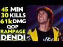 Dendi Silver Edge QoP to Counter Bristle - Rampage - 30/4/13 - Dota 2