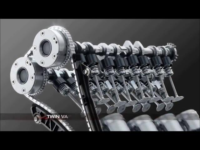 Механізми автомобіля Nissan