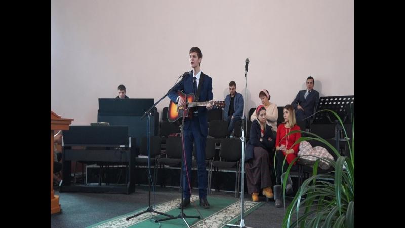 Богдан Ищенко- авторская песня Колокола