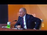 О российской армии_ Путин рассказал анекдот про кортик и часы
