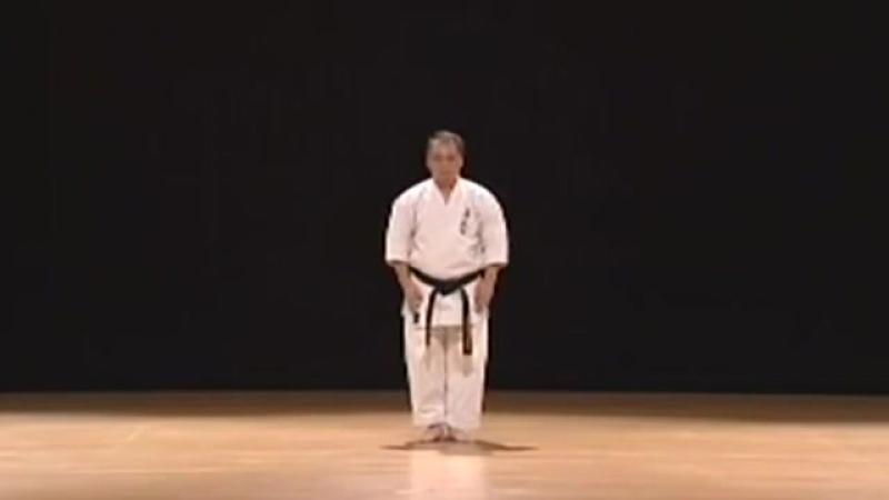 Shisouchin _ Yoshio Kuba - 10. Dan Okinawa Goju Ryu Karate