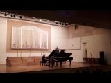 К. Гуаставино, Романс для двух фортепиано. Исп. Татьяна Толстикова и Светлана Беляева (концерт 27.12.2017г.)