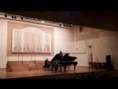 К Гуаставино Романс для двух фортепиано Исп Татьяна Толстикова и Светлана Беляева концерт 27 12 2017г