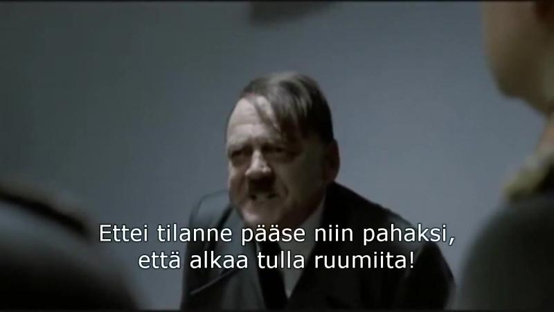 Hitler saa kuulla, ettei muslimien tappouhkauksista tarvitse välittää