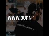 BURN RESIDENCY 2018